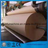 Cartulina acanalada el rebobinar del molino de papel de la pequeña escala del bajo costo que hace la máquina