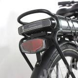 中間モータートルクセンサー(JB-TDA26Z)が付いているLEDの軽く標準的な電気バイク