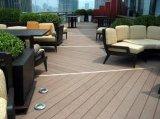 方法デザインカラー組合せ屋外の防水WPCのDeckingのパネル