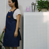 Blue Blue Denim Shop Work Apron Atacado