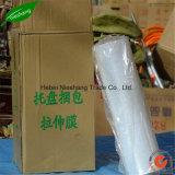 Embalaje de película transparente LDPE película de estiramiento
