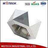 El trabajar a máquina micro anodizado natural del CNC de la precisión de aluminio