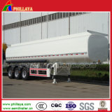 Drie Assen BPW 50000 van de Olie Liter van de Aanhangwagen van de Tankwagen