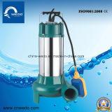 Серия V электрические из нержавеющей стали Сточные воды / грязной воды Погружной Водяной насос (VD750F / VD1300F / VD1500F)