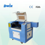 Máquina de gravura do laser do CO2, área de funcionamento de 400*600mm, motor de etapa, Ce e FDA