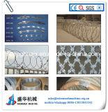 Rete fissa (SH) di /Prison della macchina della maglia del filo del rasoio che fa macchina