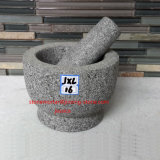 Ступка /Stone ступки и пестика гранита Jxl-16 и пестик /Herb и инструмент Spcie