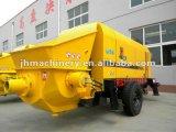 중국 최신 판매 Jh 구체 펌프 트레일러 디젤 엔진 구체 펌프 Hbt60 전기 구체 펌프