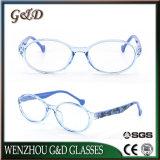 Colorido de la manera de alta calidad de la trama Tr90kids monturas de gafas Eyewear óptico 41-003