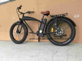إطار العجلة سمين درّاجة كهربائيّة مع خلفيّة [8فون] محرّك