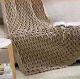 2015新しいデザイン100%アクリルのシュニールのスカーフ