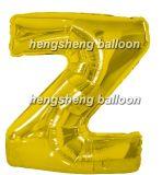 Воздушный шар дня рождения алфавита (SL-S036)