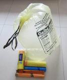 Everywherewasteのための印刷されたプラスチックBiohazardのごみ袋