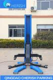 Подъем автомобиля столба корабля одного оборудования гаража гидровлический автоматический