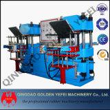 Machine à vaporiser à quatre colonnes en caoutchouc hydraulique