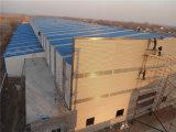 Estructura de acero ligera de Xgz para el Carport/el almacén/el taller (ZY207)