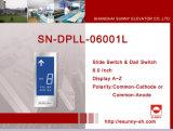 Höhenruder-Bildschirmanzeige-Panel (SN-DPLL-06001L)