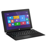 10 Inch IPS Screen、64GB SSDのWindows 10 Tabletのパソコン