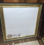 tuiles Polished blanches superbes de porcelaine de 60X60cm avec du CE reconnu (E36100A)