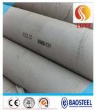 Aço inoxidável de ASTM 316L 316ti laminado em volta da câmara de ar/tubulação