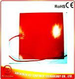 Silicone 3D 600* 600*1.5mm Heater Printer 230V 600W