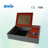 Sale 최신 400mm*400mm 40W Rubber Stamp Mini Laser Engraving Machine