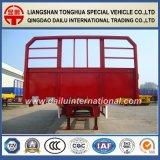 3-assen de Verticale Golf Standaard Semi Aanhangwagen van de Zijwand