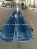 El material para techos acanalado del color de la fibra de vidrio del panel de FRP artesona W172117