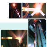 Câble fibre optique blindé extérieur de 6 faisceaux sous terre