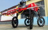 Pulvérisateur automoteur de boum de brouillard du TGV de la marque 4WD d'Aidi pour la rizière et la ferme