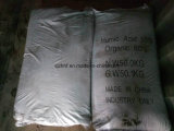 Ácido Humic 50-60%; Base seca orgânica 80% Organice Fertlizer de Metter