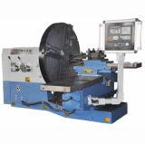 Tipo poco costoso tornio del pavimento di prezzi di alta qualità stabile di CNC per lavorare approssimativo (CX6020)