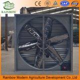 дуновения воздуха размера 1380*1380mm отработанный вентилятор большого охлаждая для дома цыплятины парника
