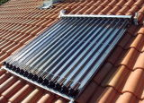 2016 calore Pipe Solar Collector con SRCC & En12975