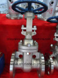 """2 válvula de porta Resiliente-Assentada do aço inoxidável de 1/2 """" 150lb"""