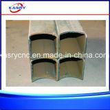 강철 정연한 관 및 둥근 관을%s 8개의 축선 CNC 플라스마 절단 베벨 드릴 구멍 기계