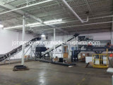 desfibradora del Cuádruple-Eje 1PSS2508B (esquileo) para el metal que recicla industria