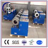Machine de gestion par ordinateur de la CE/machine sertissante boyau hydraulique à vendre