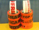 De afgedrukte Band van de Verpakking BOPP