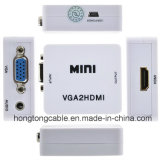 VGA a HDMI Converter video Converter per Projector HD TV