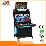 4D que vende a máquina de jogo Tekken do gabinete da arcada do simulador da luta