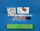 I blocchetti educativi del reticolo dei giocattoli, i giocattoli di DIY, puzzle gioca la mini particella elementare (885361)