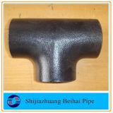 Te igual de la instalación de tuberías del acero de carbón del ANSI B16.9 A420 Wpl6 Sch80