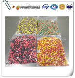 Spina Premium. 68 sfere 2000 Paintballs rotondo di Paintball di calibro