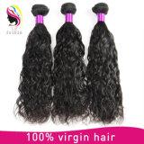 Tecelagem brasileira do cabelo humano de Remy do Virgin de trama natural do cabelo da onda