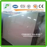 duidelijke Irvory Geschilderde Glas van 4mm het ultra/het Schilderen Glas/het Glas van de Verf/Met een laag bedekt Glas/Gelakt Glas