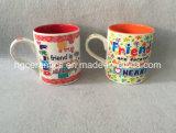 10oz de Mok van de gift, de Ceramische Mok van de Gift, de Ceramische Mok van het Festival