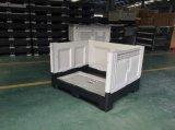 caixa dobrável Foldable da caixa plástica de 1162X1162mm para o mercado de Austrália