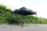 10X10 FT, 3X3m Steel Frame Display Atacado Folding Tent 2016