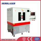 Eine Paket-Service-Produktionszweig-Faser-Laser-metallschneidende Maschine für Schauspiel-Rahmen